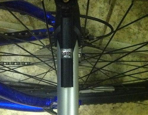 Какое давление должно быть в шинах велосипеда?