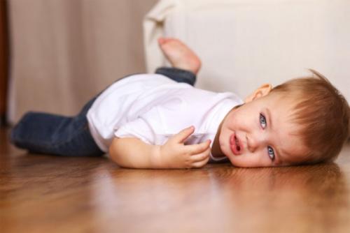Как справиться с капризами ребёнка