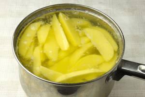 готовим запеченный картофель с горчицей