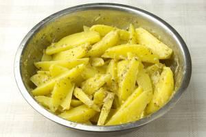 рецепт приготовления запеченного картофеля
