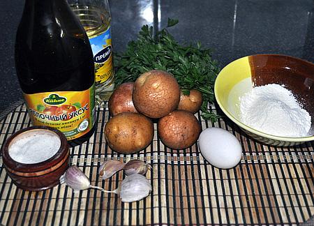 Как приготовить картошку по деревенски