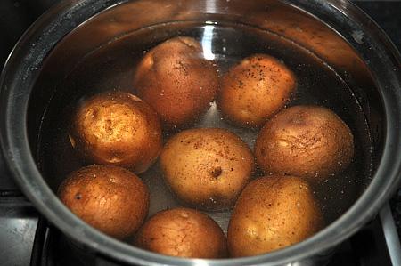 рецепт приготовления картофеля по-деревенски