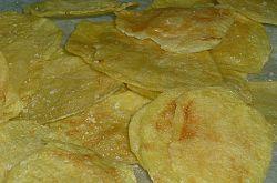 рецепт приготовления картофельных чипсов в домашних условиях