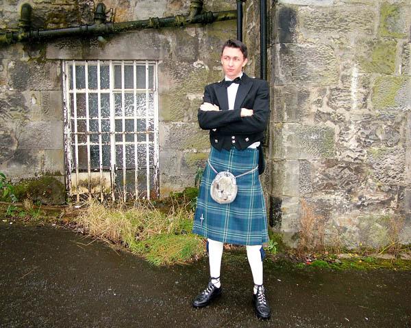 Фото шотландских мужчин в юбках
