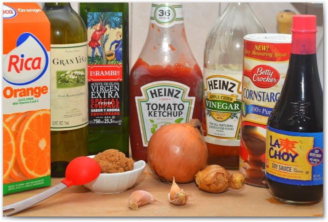 как приготовить кисло сладкий соус для картошки по деревенски
