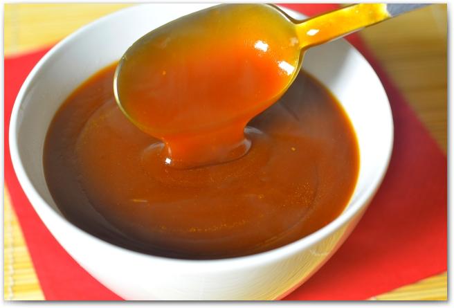 как приготовить сладкий соус