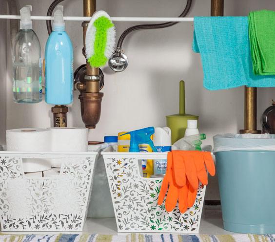 Как можно сэкономить место в кухне