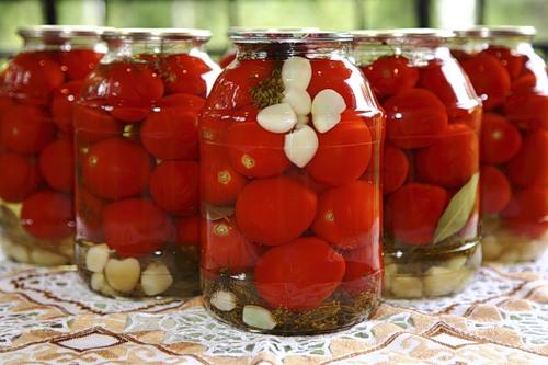 Как можно замариновать помидоры