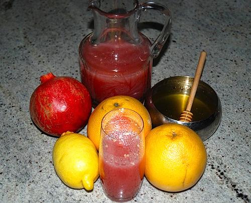Как приготовить освежающий летний фруктовый напиток