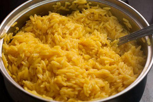 Как можно приготовить постный рис