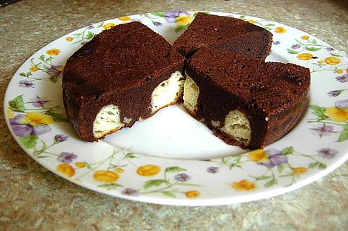 шоколадный пирог в мультиварке рецепт