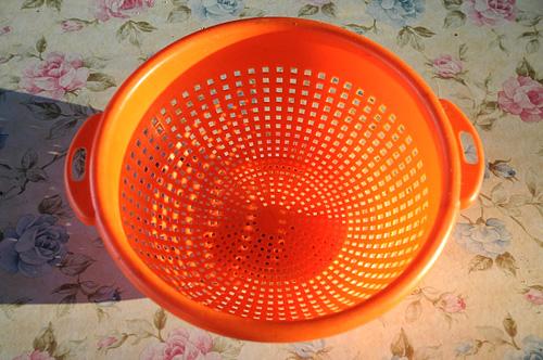 Как снять пленку с икры в домашних условиях