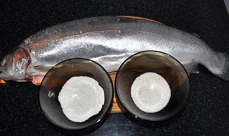 Как можно засолить форель в домашних условиях