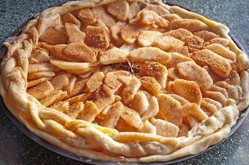 Тесто для яблочного пирога рецепт с фото