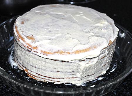 Как же состряпать торт Медовик