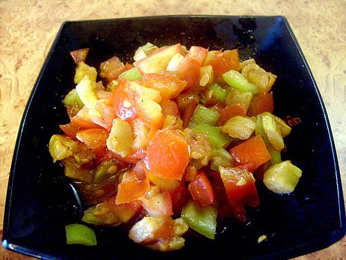 Готовим тушеные овощи в мультиварке