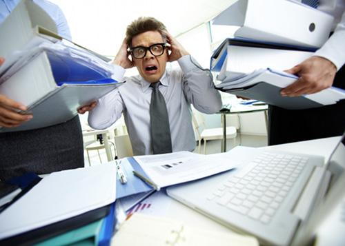 Страх перед работой что делать