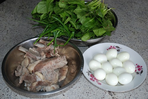Как приготовить зеленый борщ со щавелем