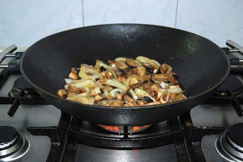 Как приготовить гарнир из жареных овощей